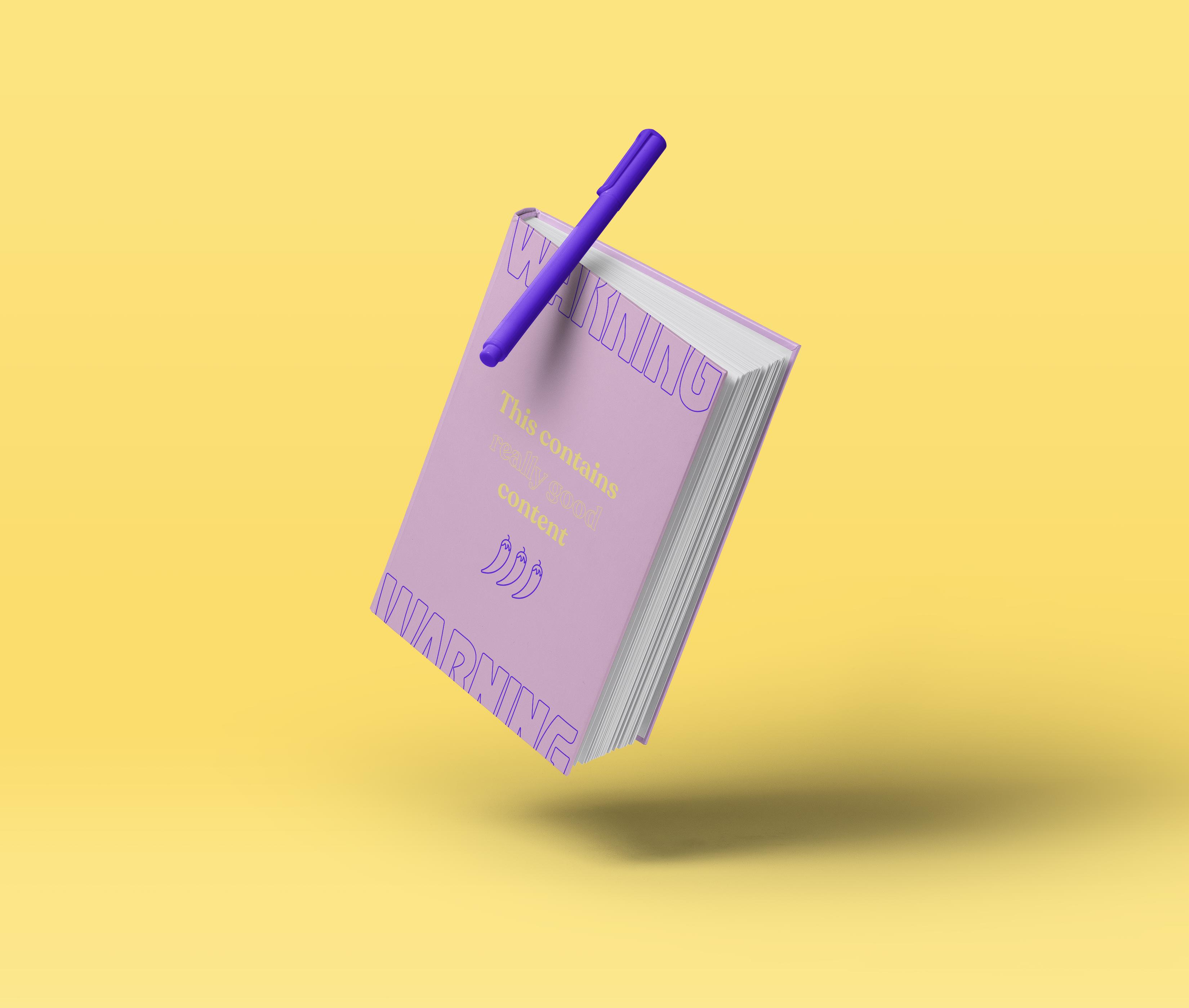Contentboekje